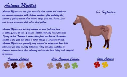 Autumn Mystic breedsheet