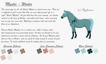 Winter Mystic breedsheet