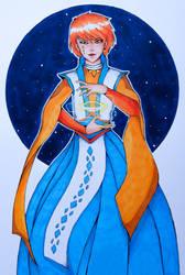 Lady Lullaby #imaginaryhero challenge