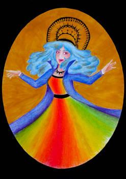 Queen Of Colors