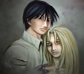 Forbidden Alchemy by animegeik