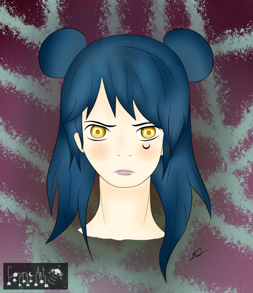 Melissa by Cosmic-Art1