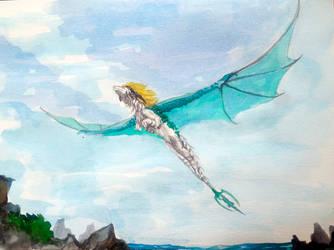 Fly by Elektra-Drakonis