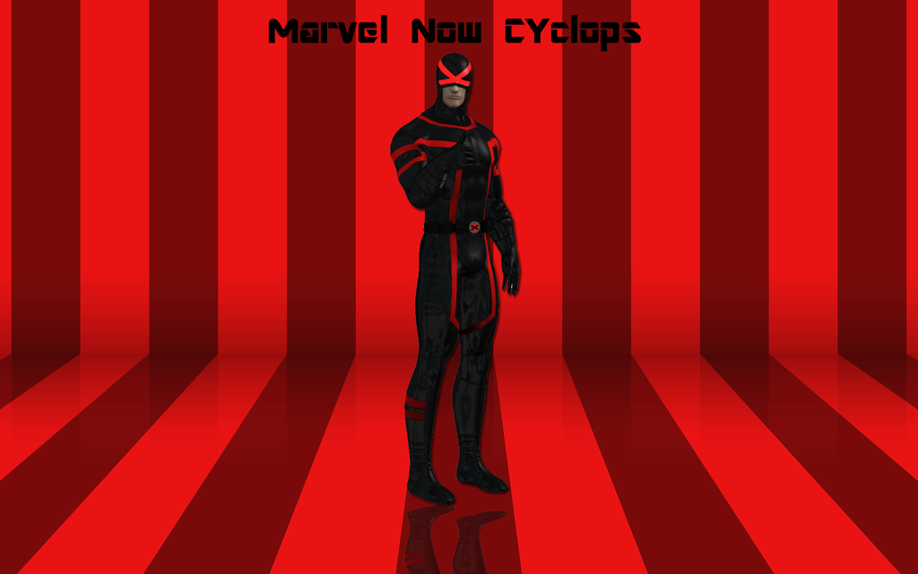 Marvel Now Cyclops Wallpaper By TheG Flash