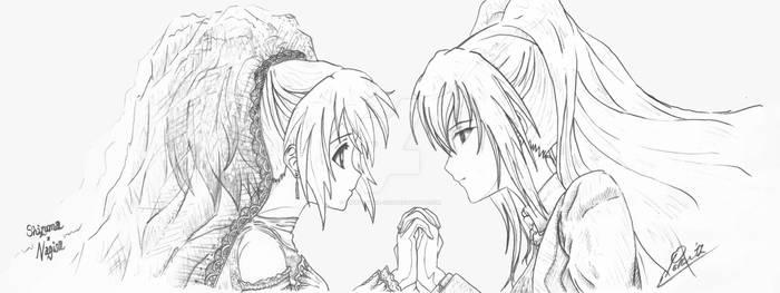 Mme et Mme, Hanazono