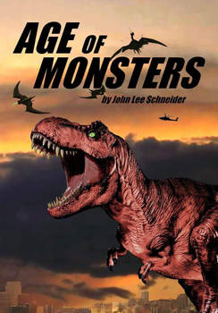 AGE OF MONSTERS 3 Paperback