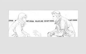 Harry-Murphy Comic Desktop by priscellie