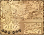 Codex Alera Map
