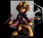 Star wars: imperial pony