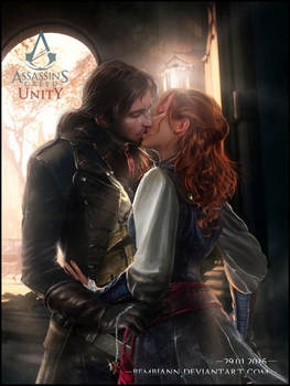 Arno and Elise (Assassin`s Creed Unity)
