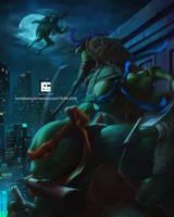 Ninja Turtles for Bottleneck gallery