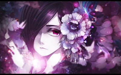 Hidden flower by mAno971