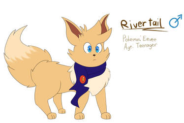 (Flat Colored WIP) OC Rivertail