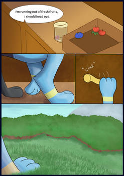 Pokemon Knights of Heart Prologue Pg 1