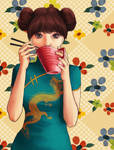 Chopsticks by aliccce92
