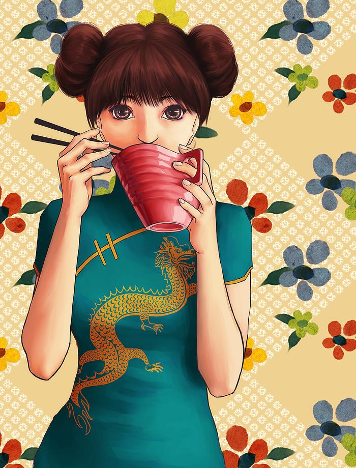 Chopsticks by 4liceg