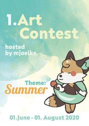SUMMER ART CONTEST