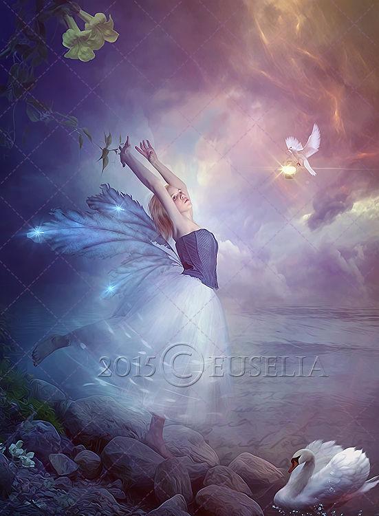 A Fairy Dance by Euselia