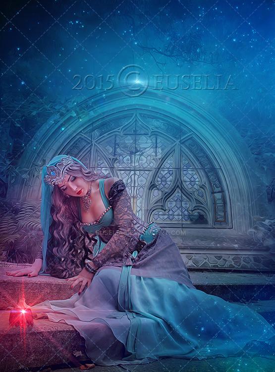 Orient Beauty by Euselia