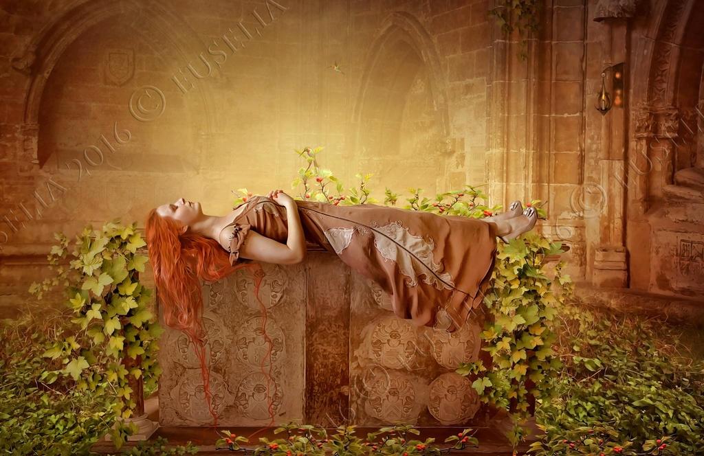 Sleeping Beauty by Euselia