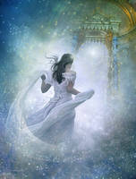 Gate Home by Euselia