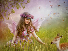 SummerFairy by Euselia