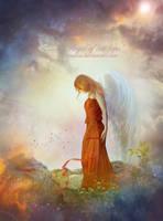 Angel of lost hope by Euselia