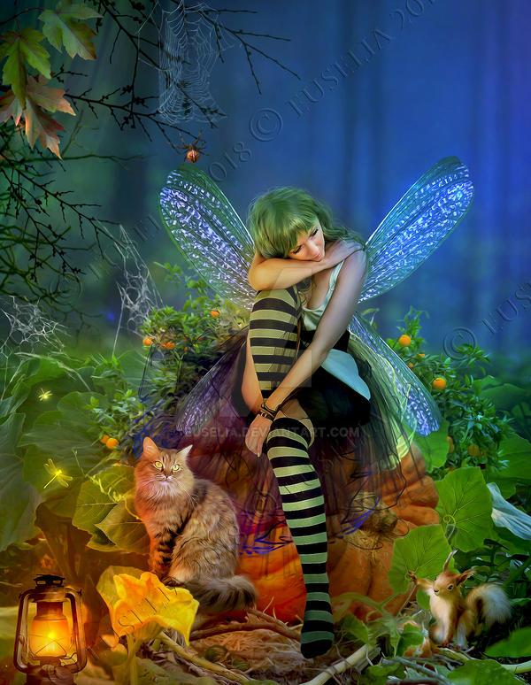 Halloween Time in FairyLand