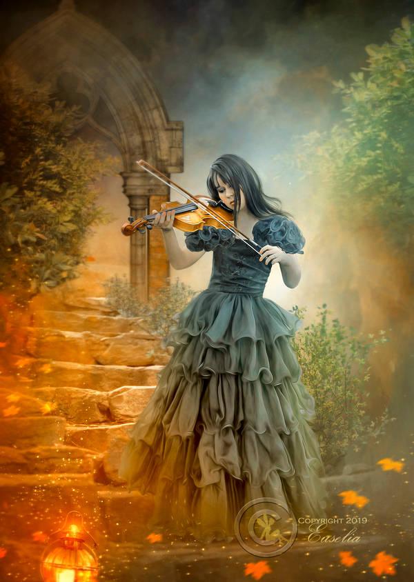 Autumn tones by Euselia