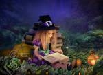 The magic world of books-2