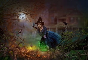 A-witchy-idea by Euselia