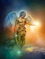 Angel by Euselia
