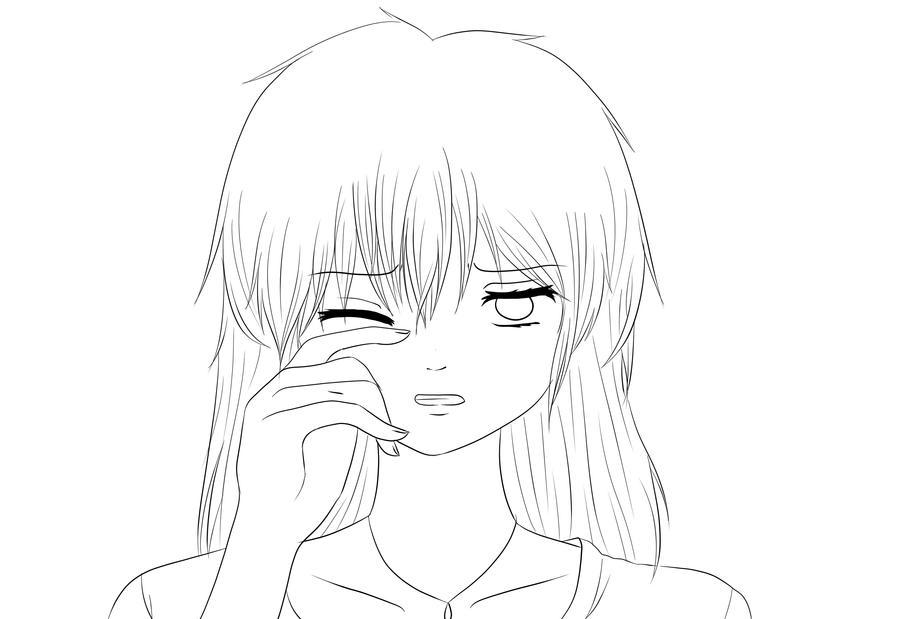 Anime Kid Crying Crying Anime g