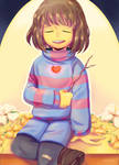 Undertale| Frisk ::you are so lovely::