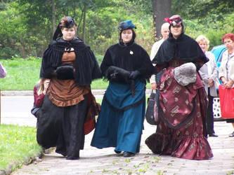 Victorian show in Ostrava by MargueritteWeinlich