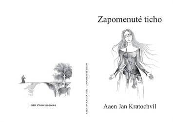 Book cover of Zapomenute ticho by MargueritteWeinlich