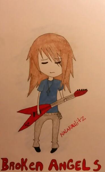 Guitar Solo by NalaKaulitz