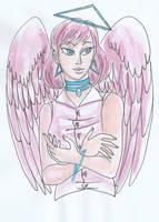 Ota - Angel by ChocoAni
