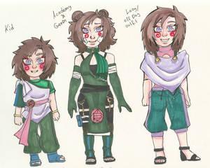 PC - Chosumi Custom outfits