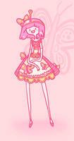 Cutie Pie Bubblegum