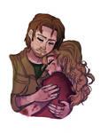 Sawyer and Juliet by ZutaraGirlXD