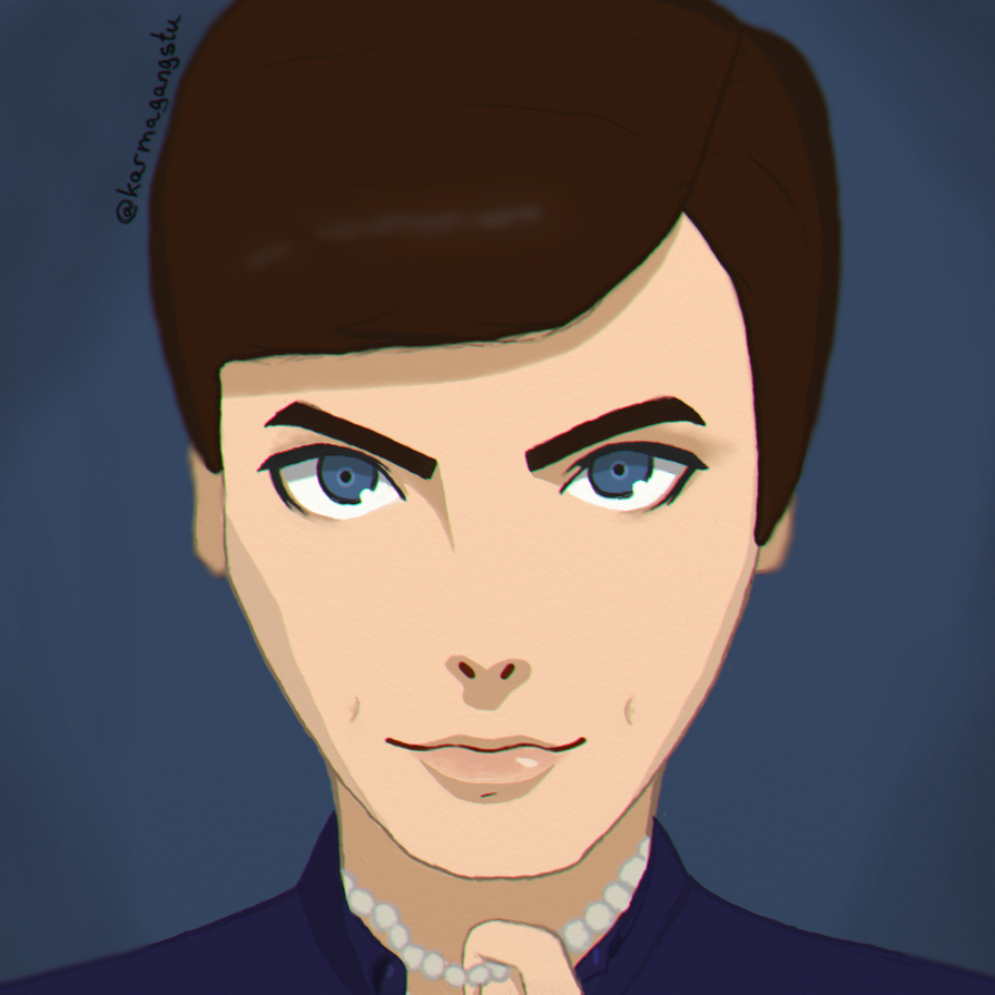 Norman Bates from Bates Motel by elliecasablancas on ...