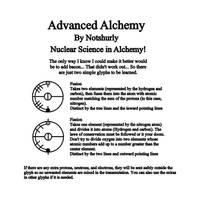 Nuclear Alchemy