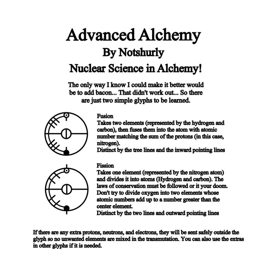 Nuclear alchemy by notshurly on deviantart nuclear alchemy by notshurly biocorpaavc Image collections