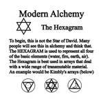 Alchemy: Hexagram