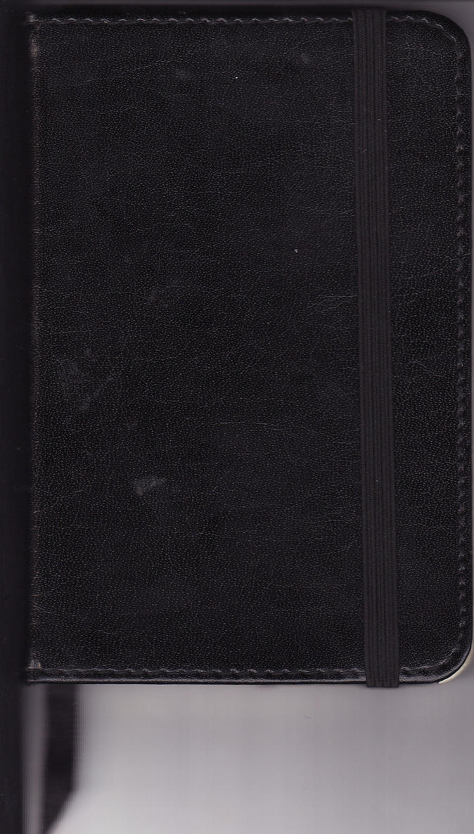 Cookbook Black Cover : Black book cover by notshurly on deviantart
