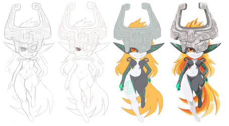 Process Midna by AbyssWatchers