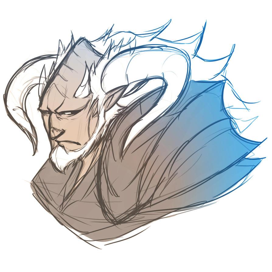 Lord Corneki by AbyssWatchers