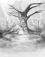 The tomb of the fallen prince by AbyssWatchers