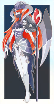 Keil'Lei, Blackhand of Death